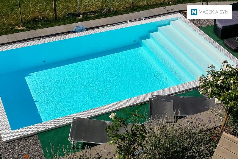 Schwimmbecken Trogen, kanton Appenzell Ausserrhoden, Schweiz, Realisierung 2018