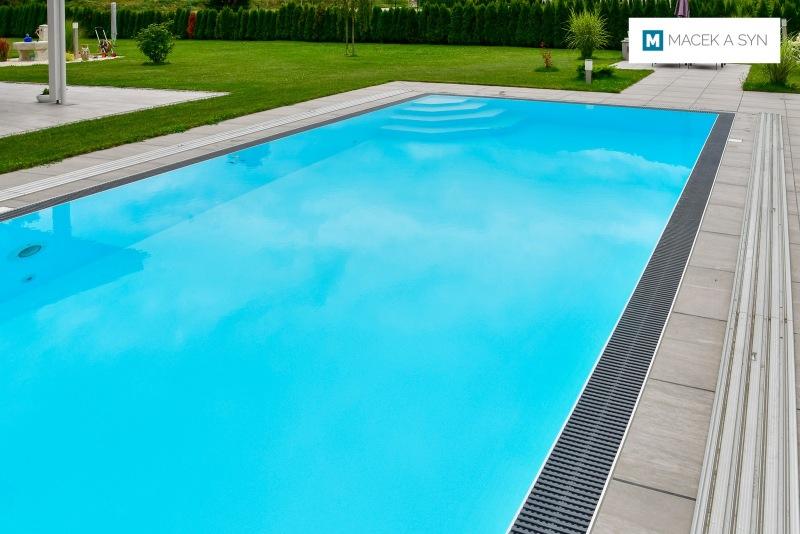 Schwimmbecken 4 x 8 x 1,5m, Arnoldstein, Österreich, Realisierung 2018