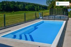 Schwimmbecken 5,9x3x1,4m, Heilsbronn, Bayern, Deustchland, Realisierung 2016